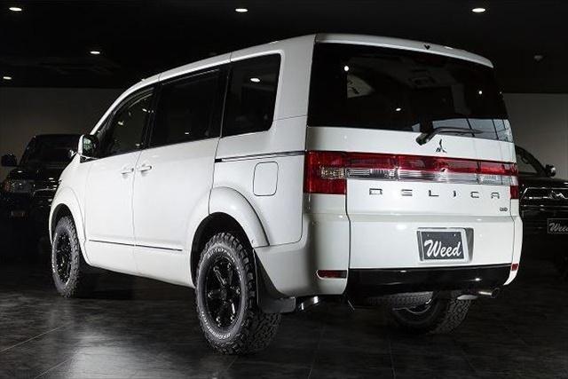 発売当初から根強い人気を誇る三菱・デリカD5の魅力